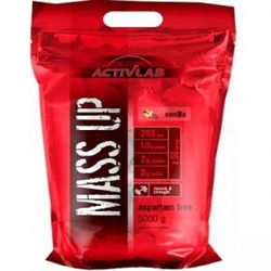 ACTIVLAB Mass Up - 5000g - Coconut Vanilla