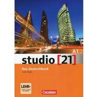 Książki do nauki języka, Studio 21 A1.2 KB+UB /DVD gratis/ (opr. miękka)