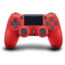 SONY gamepad PS4 DualShock 4 czerwony V2 - BEZPŁATNY ODBIÓR: WROCŁAW!