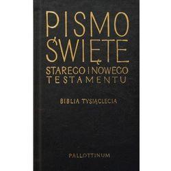 Pismo Święte Starego i Nowego Testamentu Biblia Tysiąclecia (opr. twarda)