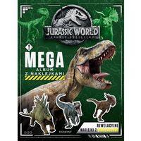 Naklejki, Jurassic World 2 Megaalbum z naklejkami- bezpłatny odbiór zamówień w Krakowie (płatność gotówką lub kartą).
