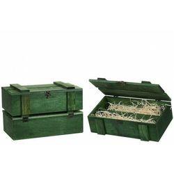 VKS2 kuferek szczebelkowy zieleń