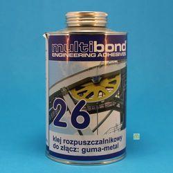 Multibond 26 klej do klejenia gumy z metalem