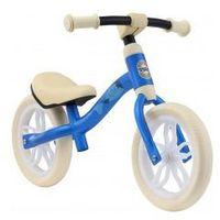 Rowerki biegowe, Rowerek biegowy 10 eva BIKESTAR obracana rama 2w1 lekki 3kg! niebieski