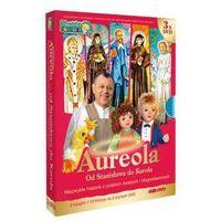 Filmy familijne, Aureola- od Stanisława do Karola album 3 płyt DVD +etui wyprzedaż 06/18 (-18%)