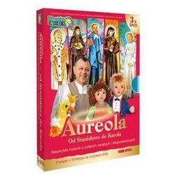 Aureola- od Stanisława do Karola album 3 płyt DVD +etui wyprzedaż 06/18 (-18%)