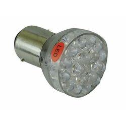 P21/5W 24 LED Bay15d stop + pozycja 12V czerwona