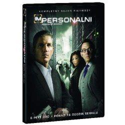 Impersonalni, sezon 1 (DVD) - Różni DARMOWA DOSTAWA KIOSK RUCHU