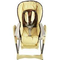 Krzesełka do karmienia, Krzesełko do karmienia CARETERO Magnus Classic cappuccino + DARMOWY TRANSPORT!