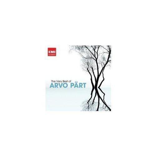 Pozostała muzyka rozrywkowa, The Very Best Of Arvo Part - Różni Wykonawcy (Płyta CD)