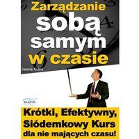 E-booki, Zarządzanie sobą samym w czasie - Iwona Kubis (MP3)