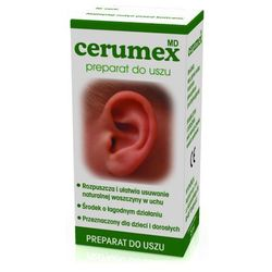 CERUMEX MD preparat do higieny uszu 15ml