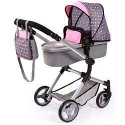 Bayer Design Wózek Neo Vario różowy/szary