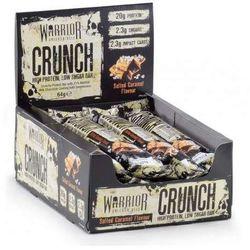 Baton wysokobiałkowy WARRIOR Crunch Bar 64g Najlepszy produkt Najlepszy produkt tylko u nas!