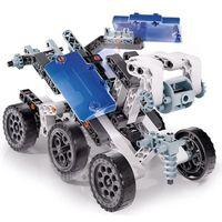Kreatywne dla dzieci, Laboratorium mechanikiPojazdy kosmiczne