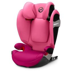 cybex GOLD Fotelik samochodowy Solution S-Fix Passion Pink-purple