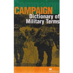 Campaign Dictionary Of Military Terms (opr. miękka)