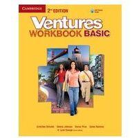 Leksykony techniczne, Ventures Basic. Ćwiczenia + CD (opr. miękka)