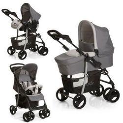 hauck Wózek dziecięcy SLX Trioset stone/grey