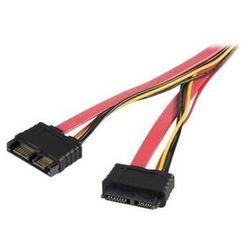 StarTech.com Slimline SATA Extension Cable - SATA extension cable - 50.8 cm