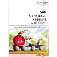 Informatyka, SAP SCNEARIUSZE KSIĘGOWE MODUŁ SAP-FI (opr. kartonowa)
