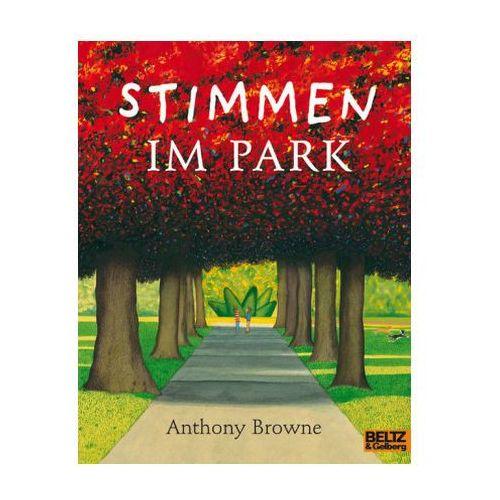 Pozostałe książki, Stimmen im Park Browne, Anthony