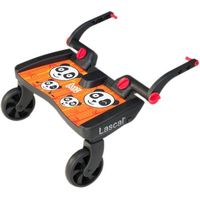 Dostawki do wózków, Lascal Dostawka do wózka Buggy Board Panda orange