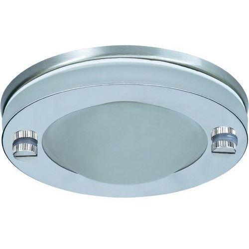 Pozostałe oświetlenie wewnętrzne, Lampa łazienkowa do zabudowy Paulmann 96530 105 W IP23 satin, chrom