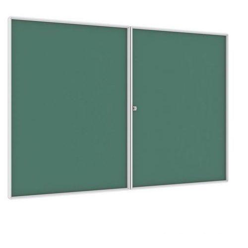 Gabloty reklamowe, Magnetyczne etui do użytku w pomieszczeniach, 120 x 180 cm