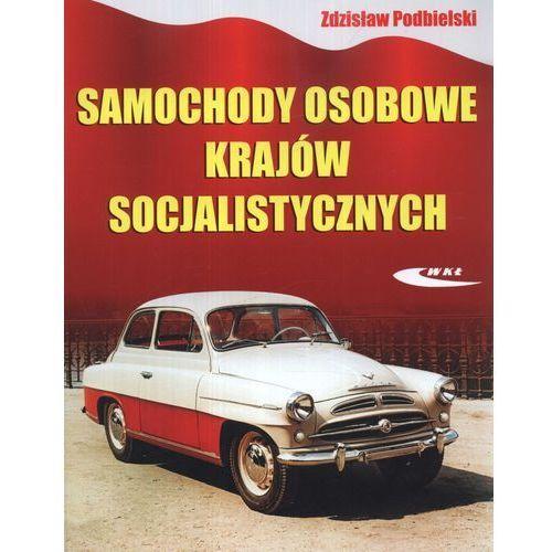 Biblioteka motoryzacji, Samochody osobowe krajów socjalistycznych (opr. miękka)