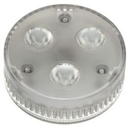 żarówka GX53 ciepły biały LED 3x1,4W, SPOTLINE 550092