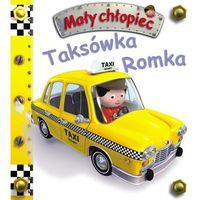 Książki dla dzieci, Taksówka Romka - Beaumont Emilie, Belineau Nathalie (opr. kartonowa)