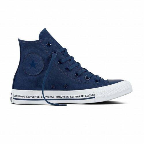 Obuwie sportowe dla mężczyzn, buty CONVERSE - Chuck Taylor All Star Navy/Navy/White (NAVY-NAVY-WHITE) rozmiar: 37
