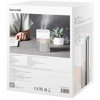 Nawilżacze powietrza, Baseus nawilżacz powietrza do domu biura na biurko 550 ml biały (DHSG-B02)