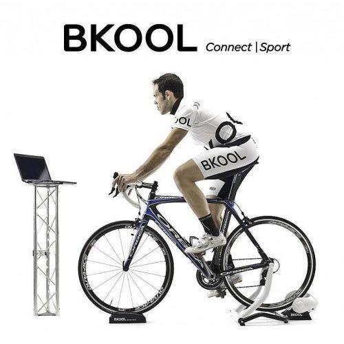 Pozostałe akcesoria rowerowe, Trenażer BKOOL - najcichszy w swojej klasie