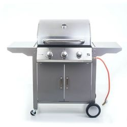 G21 grill gazowy Oklahoma, BBQ Premium Line 3 palniki + zawór redukcyjny
