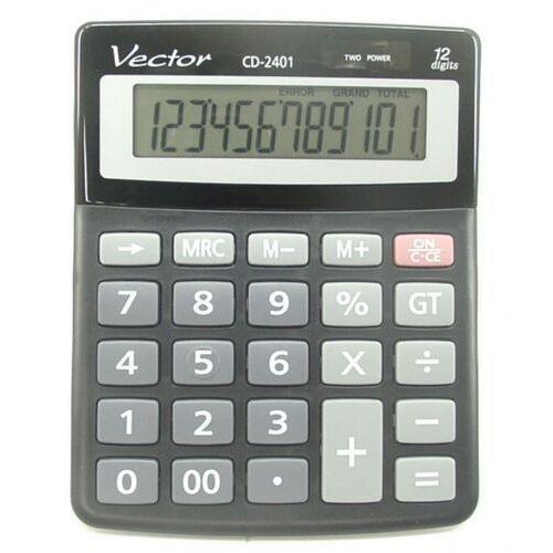 Kalkulatory, Kalkulator VECTOR CD-2401