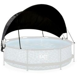 Dach żagiel przeciwsłoneczny osłona markiza do basenu Exit o średnicy 300 cm