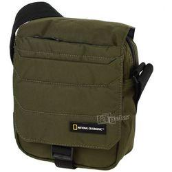 National Geographic PRO mała torba / saszetka na ramię / N00705.11 - zielony