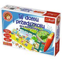 Gry dla dzieci, Gra - w domu i w przedszkolu 01360 - Trefl