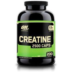 OPTIMUM NUTRITION Creatine 2500, 200 tabl