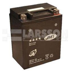 Akumulator żelowy JMT YB14L-A2 (CB14L-A2) 1100336 Yamaha FJ 1200, FZ 750, XS 650