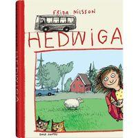 Książki dla dzieci, Hedwiga - Anke Kuhl. DARMOWA DOSTAWA DO KIOSKU RUCHU OD 24,99ZŁ (opr. twarda)