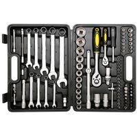 Zestawy narzędzi ręcznych, Vorel ZESTAW NARZĘDZIOWY 1/2'', 82 CZĘŚCI