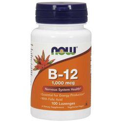 NOW Foods Witamina B-12 1000 mg 100 tab