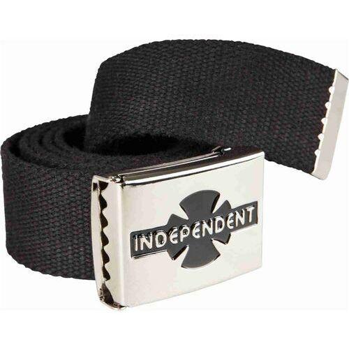Paski, pasek INDEPENDENT - Clipped Black (BLACK) rozmiar: OS