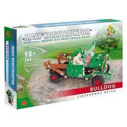 Mały Konstruktor Retro Bulldog