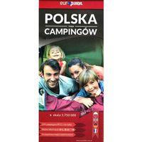 Mapy i atlasy turystyczne, Polska mapa Campingów 1:750 000 (opr. broszurowa)