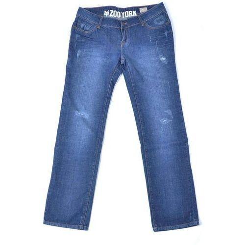 Spodnie damskie, spodnie ZOO YORK - Straight (MWD) rozmiar: 3