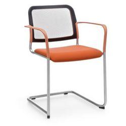 PROFIm Krzesło konferencyjne Zoo 505H siatka+tkanina